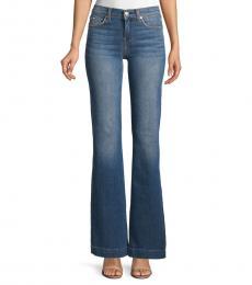 7 For All Mankind Charleston Dojo Charlston Flared Jeans