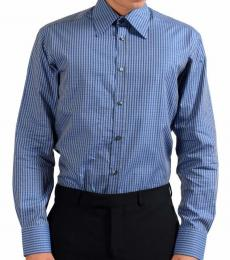 Versace Collection Blue City Dress Shirt