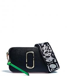 Marc Jacobs Black Snapshot Small Crossbody
