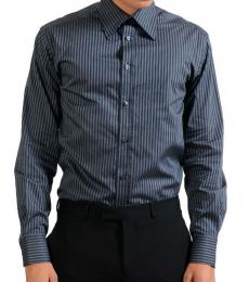 Versace Collection Grey City Dress Shirt