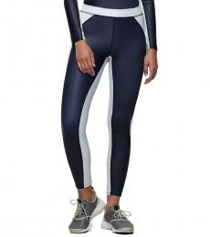 True Religion Navy Performance Legging