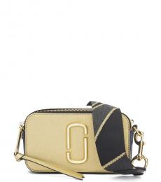 Marc Jacobs Golden Snapshot Small Crossbody