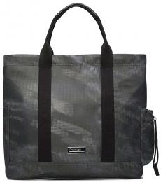 Calvin Klein Dusty Olive Solid Large Tote