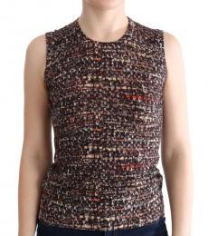 Dolce & Gabbana Multi Knit Sleeveless Top