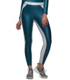 True Religion Blue Performance Legging