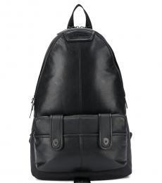 Diesel Black Montekkio Large Backpack