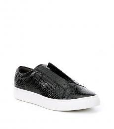 Black Caya Slip On Sneakers