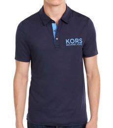 Michael Kors Midnight Sport Logo Polo