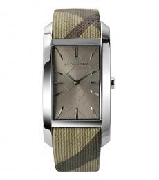 Beige Pioneer Watch