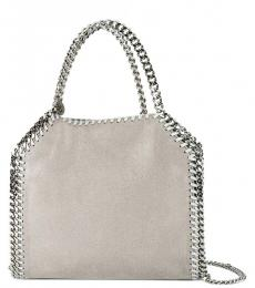 Stella McCartney Grey Falabella Small Tote
