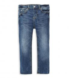 7 For All Mankind Little Girls Authentic Skinny Jeans