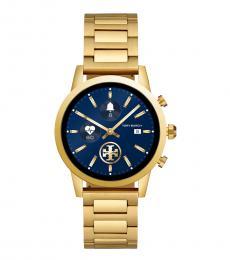Tory Burch Gold Gigi Smart Watch