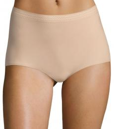 DKNY Beige Medium Control Shapewear Briefs
