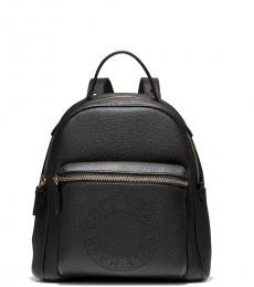 Cole Haan Black Logo Small Backpack