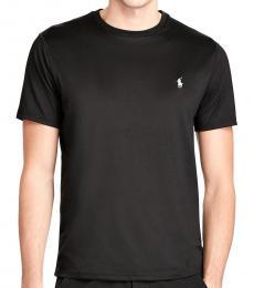 Ralph Lauren Black Performance Jersey T-Shirt