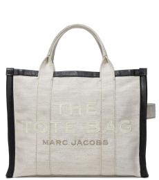 Marc Jacobs White The Tote Large Tote