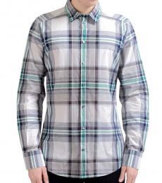 Multicolor Long Sleeve Shirt