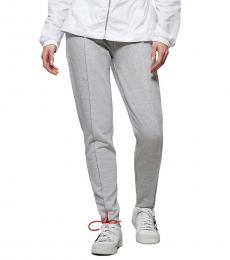 True Religion Heather Grey Seamed Jogger