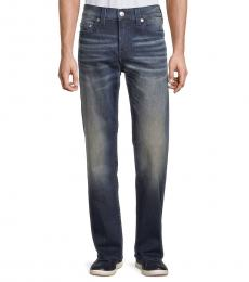True Religion Dark Devin Relaxed-Fit Jeans