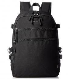 Diesel Black F-Urbhanity Large Backpack