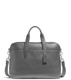 Coach Graphite Hamilton Large Briefcase Bag