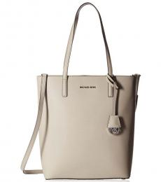 Michael Kors Cement Hayley Large Tote