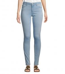 AG Adriano Goldschmied Warm Spring High-Rise Skinny Jeans