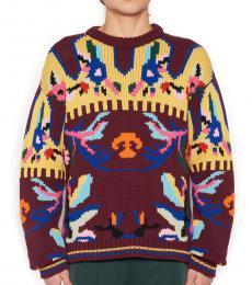 Cherry Hand Made Sweater