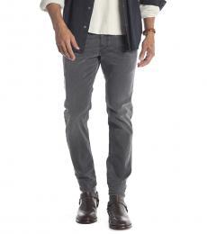 Diesel Dark Grey Kakee Skinny Leg Jeans