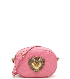 Pink Devotion Mini Crossbody