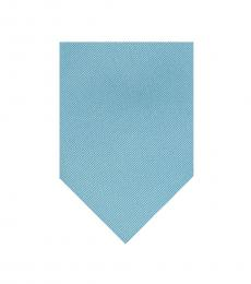 Calvin Klein Light Blue Two By One Tie