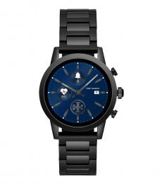Tory Burch Black Gigi Smart Watch
