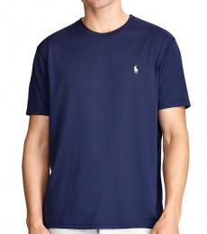 Ralph Lauren Navy Blue Performance Jersey T-Shirt