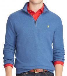 Ralph Lauren Royal Half-Zip Pullover Sweater