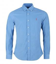 Ralph Lauren French Blue Classic Fit Shirt
