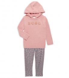 BCBGirls 2 Piece Hoodie/Pants Set (Baby Girls)