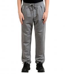 Dolce & Gabbana Grey Sweat Track Pants