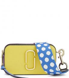 Lemon Snapshot Small Crossbody