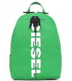 Diesel Light Green Bold Back Large Backpack