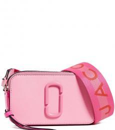 Marc Jacobs Pink Snapshot Ceramic Small Crossbody
