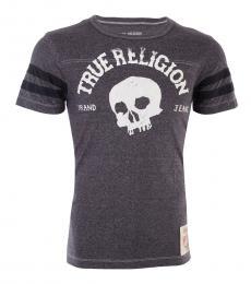 Dark Grey True Skull Tshirt