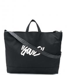 Off-White Black Goods Large Duffle Bag