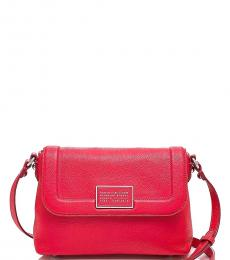 Marc by Marc Jacobs Red Blaze Small Crossbody