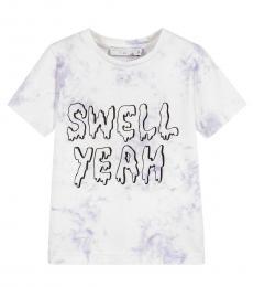 Stella McCartney Little Girls White Arlow T-Shirt