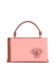 Pink Iconic Mini Satchel