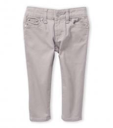 AG Adriano Goldschmied Baby Boys Grey Stryker Slim Straight Jeans