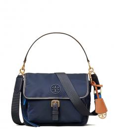 Tory Burch Royal Navy Perry Small Crossbody