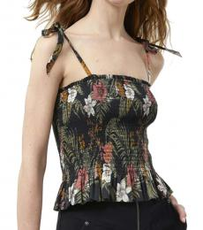 Rebecca Minkoff Black Dolly Top