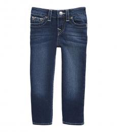 True Religion Little Boys Savage Saloon Slim Fir Jeans