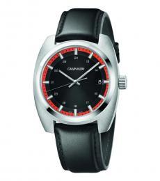 Calvin Klein Black Achieve Watch